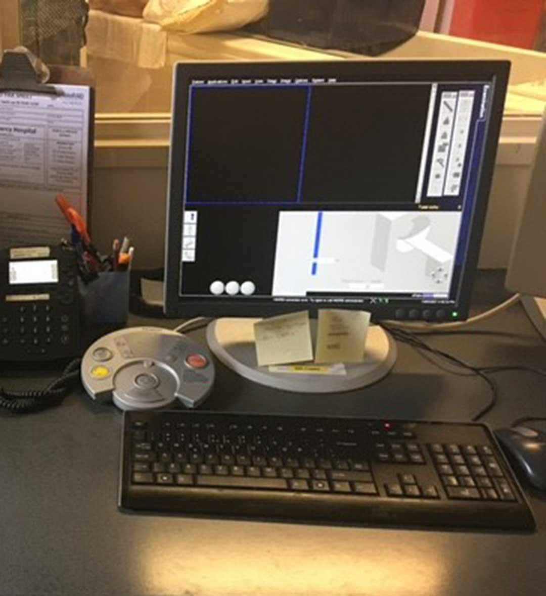 2012 Siemens Perspective 128 CT
