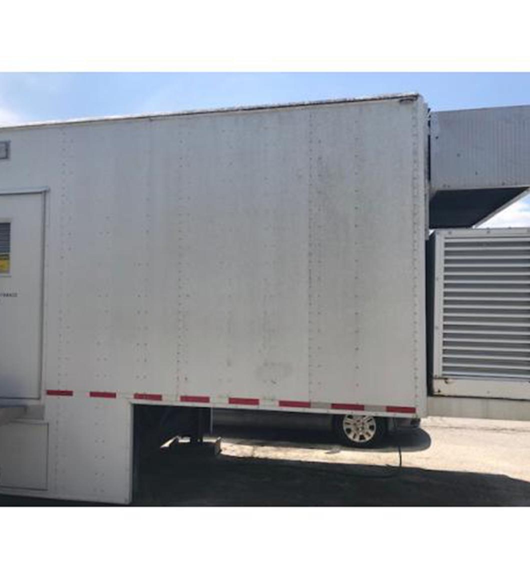 2004 GE 1.5T LX EchoSpeed 9x 4 Channel Mobile MRI