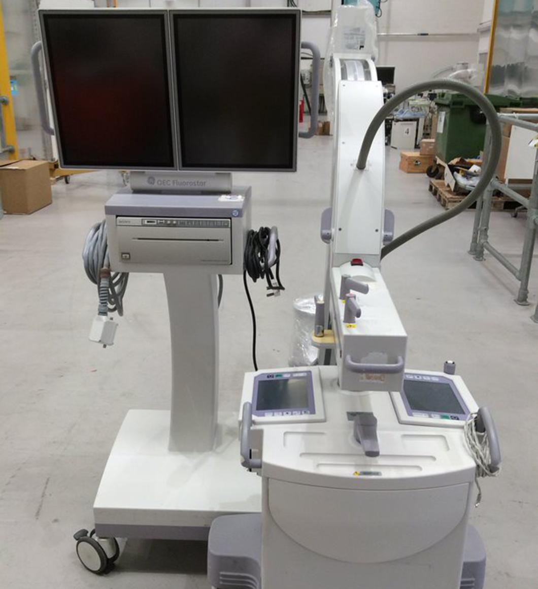 2010 GE OEC Fluorostar 7900 C-Arm - #6D