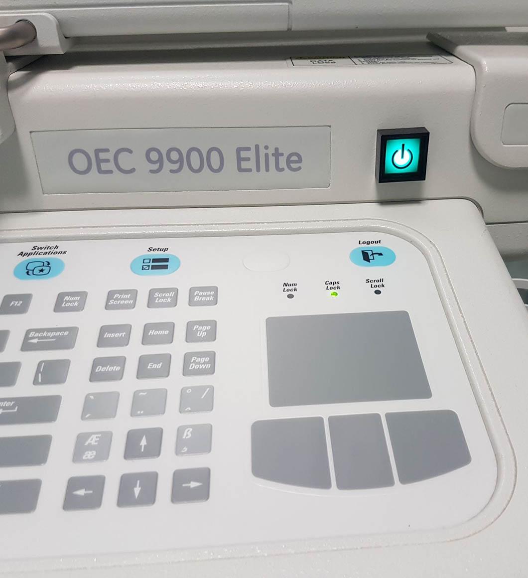 2013 GE OEC 9900 Elite C-Arm
